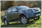 Isuzu opens order books for new generation D-Max in the U.K.