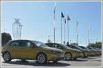 Volkswagen introduces updated Golf family in Spain