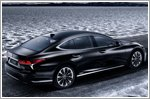 Lexus unveils LS500h at 2017 Geneva Motor Show
