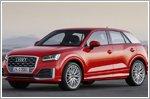 Audi Q2 gets gold at German Design Award ceremony