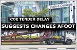 COE tender postponement sparks speculation of big car tax changes