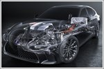 Lexus' Multi Stage Hybrid System to feature in the new LS500h flagship sedan