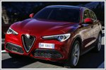 Alfa Romeo unveils the all new Stelvio in Europe