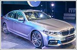 New BMW 5 Series revealed - lighter, quicker, more advanced