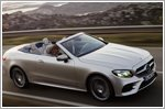 Mercedes-Benz E-Class Cabriolet joins the family