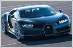 Bugatti Chiron reaches the halfway point with 250th order