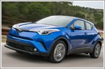 2018 Toyota C-HR shifts the crossover paradigm