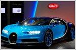 Bugatti awarded for best stand design at 2017 Geneva Motor Show