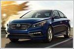 Hyundai Sonata Hybrid wins award