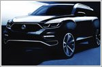 SsangYong to unveil flagship sport utility vehicle - Y400 - at Seoul Motor Show