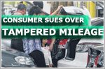 Consumer sues over tampered mileage