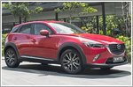 Mazda CX-3 named Thailand Car of the Year 2016