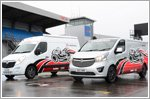 Vauxhall Commercial Vehicles reveals Vivaro and Movano Race Van Concepts
