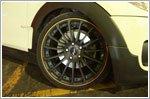 The new Breyton Magic CW wheels designed for MINIs
