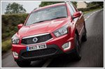 SsangYong Musso pickup now tows 3.5 tonnes