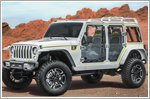 Jeep and Mopar reveal concept vehicles for 51st annual Moab Easter Jeep Safari