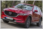U.K. specification announced for the all new Mazda CX-5