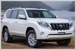 Toyota announces the Land Cruiser Prado Altitude