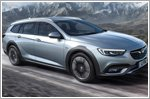 Vauxhall reveals all new Insignia Country Tourer at 2017 Frankfurt Motor Show