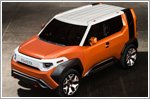 Toyota reveals FT-4X Concept at New York International Auto Show