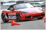 Porsche Driving Experience launched in Sepang