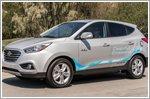 Three million kilometres for Hyundai Tucson