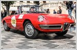 Alfa Romeo's racing heritage at 101st Targa Florio