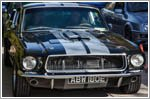 40 Mustangs lead the way to Beaulieu's Simply Ford