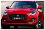 Suzuki announces U.K. specification for third generation Swift