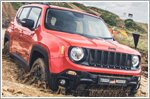 Limited edition Jeep Renegade Tough Mudder