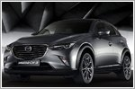 Updated Mazda CX-3 and new GT Sport for the U.K.