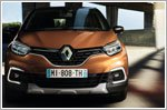 Renault announces Captur U.K. specifications