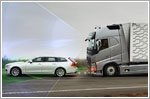 Volvo Trucks' intelligent safety systems to minimise risk of traffic accidents