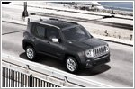 Jeep Renegade hits the urban streets of Singapore