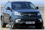New look for new SsangYong Korando for 2017