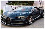The largest Bugatti showroom in the world opens in Dubai
