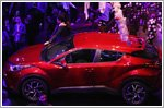Toyota C-HR at MTV Movie & TV Awards