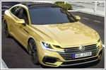 New Volkswagen Arteon Pre-Crash occupant protection system in detail