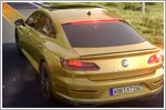 The new Volkswagen Arteon's Adaptive Cruise Control looks ahead