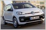 Volkswagen premieres new up! GTI