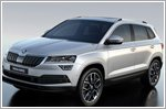 All new Skoda Karoq is a compact SUV with lots of space