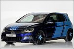 First Volkswagen Golf GTI to feature electric drive system at Worthersee Meeting