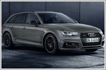 Audi A4 Black Edition back by popular demand