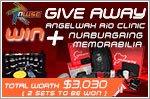 Angelwax Full Detailing Clinic & Nurburgring memorabilia worth $3,030 to be won!