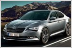 Skoda Superb receives new equipment for better comfort and safety