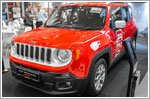 New Jeep Renegade launched in Singapore