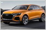 Audi Q8 joined by Q4 and three new e-trons
