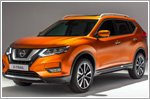 Nissan X-Trail receives range of upgrades
