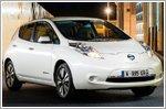 Nissan Leaf makes a flying start on Heathrow airport fleet in the U.K.
