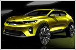 Kia introduces a new compact crossover
